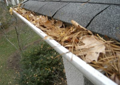 Gutters Before